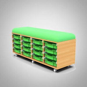 Trident Seat Storage