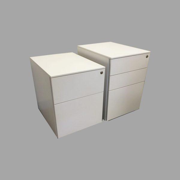 Trident Pedestal Storage Unit