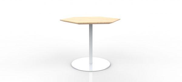 Lynx Hexagon Table